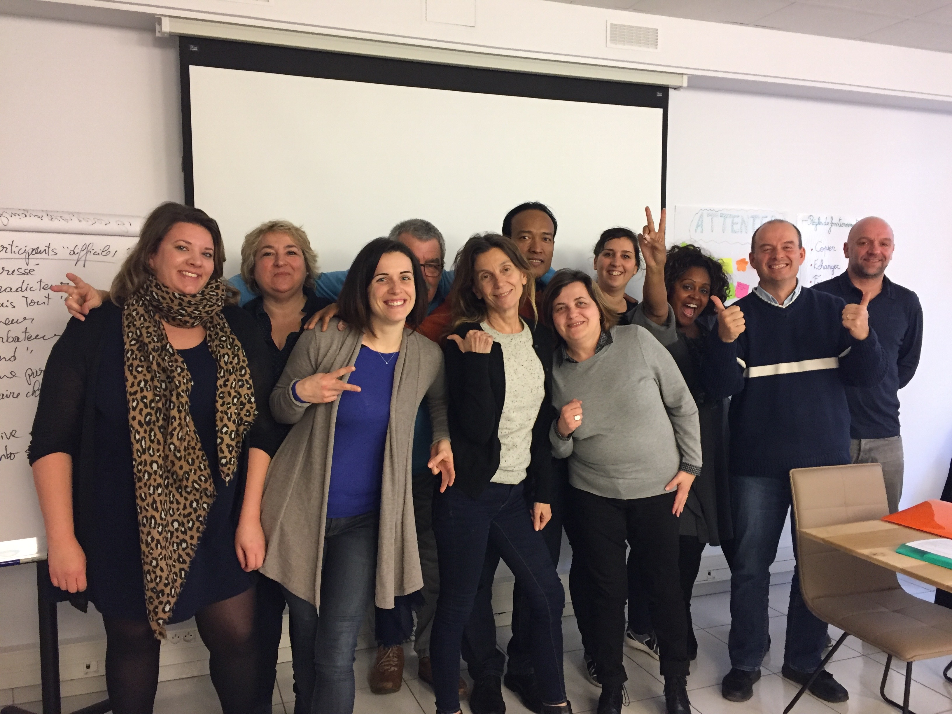 Formation de formateur Paris