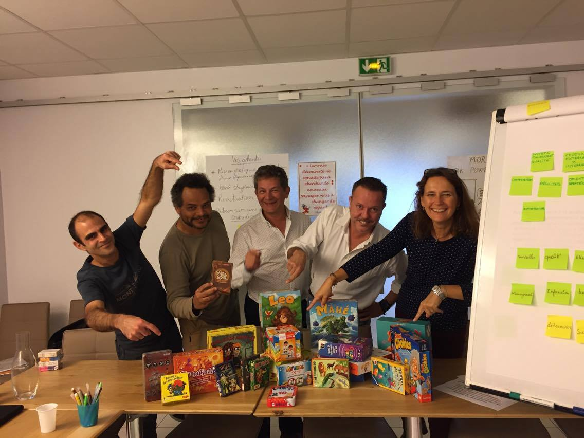 Perfectionnement Formation de formateur Paris